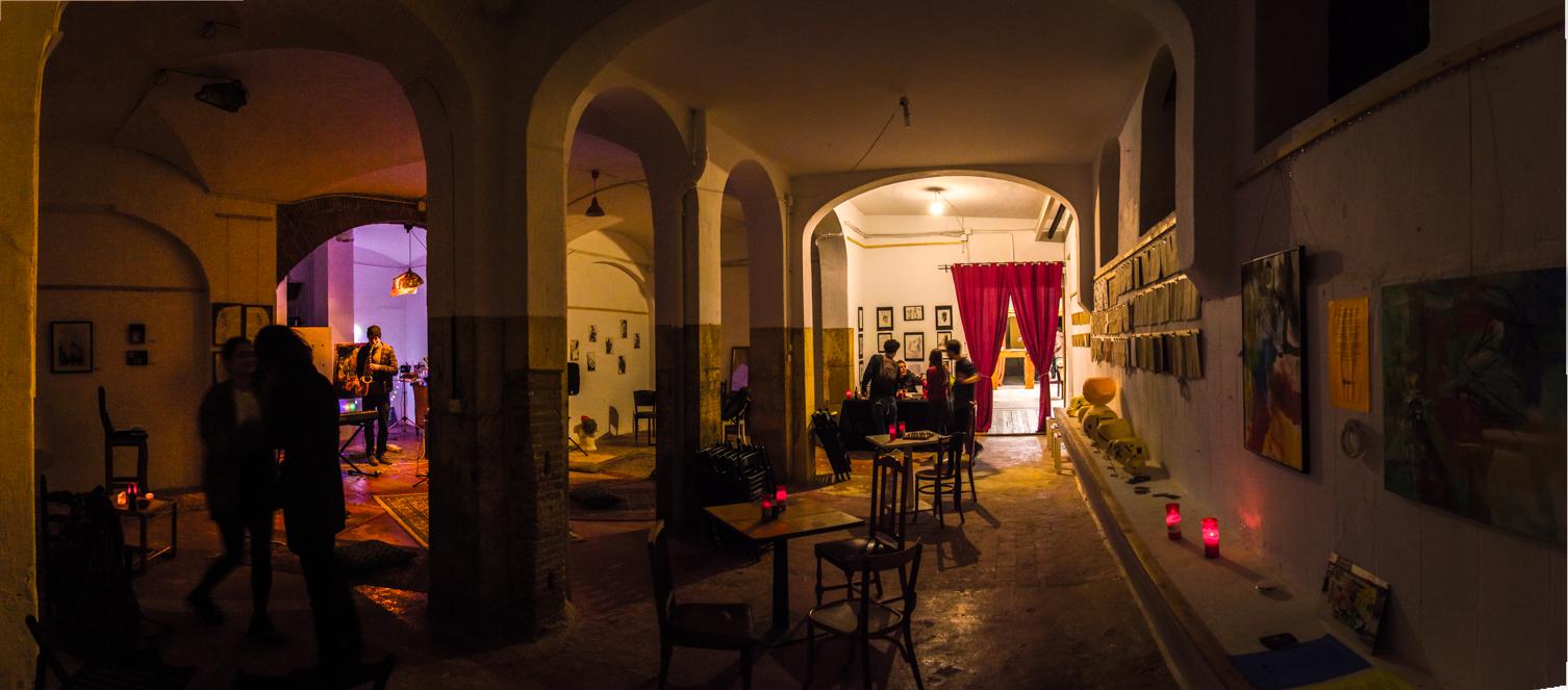 Atelier de Pilar Güell un espacio de creación en el Raval