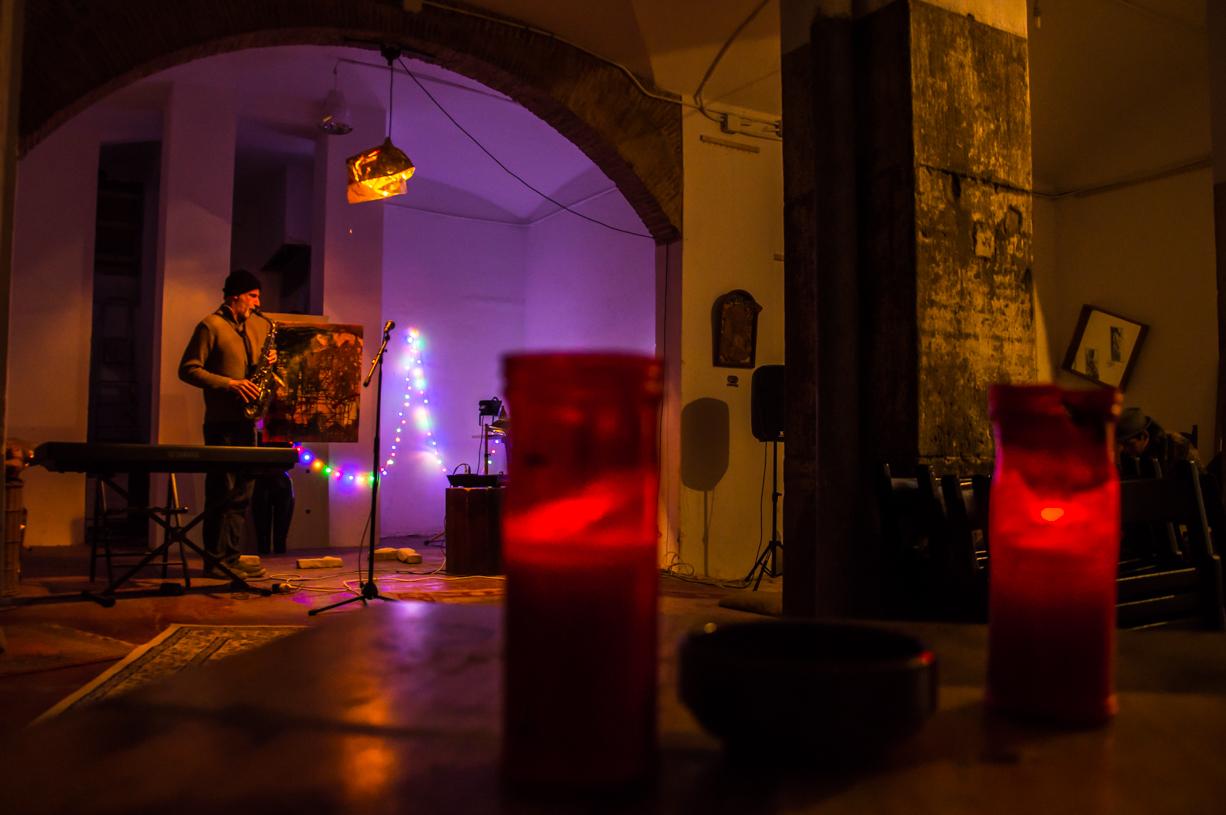 Atelier de Pilar Güell un espacio de creación en el Rava