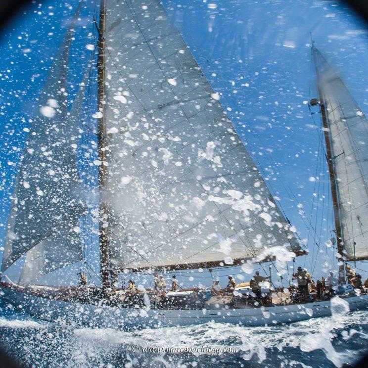 Regata puig vela classica barcellona