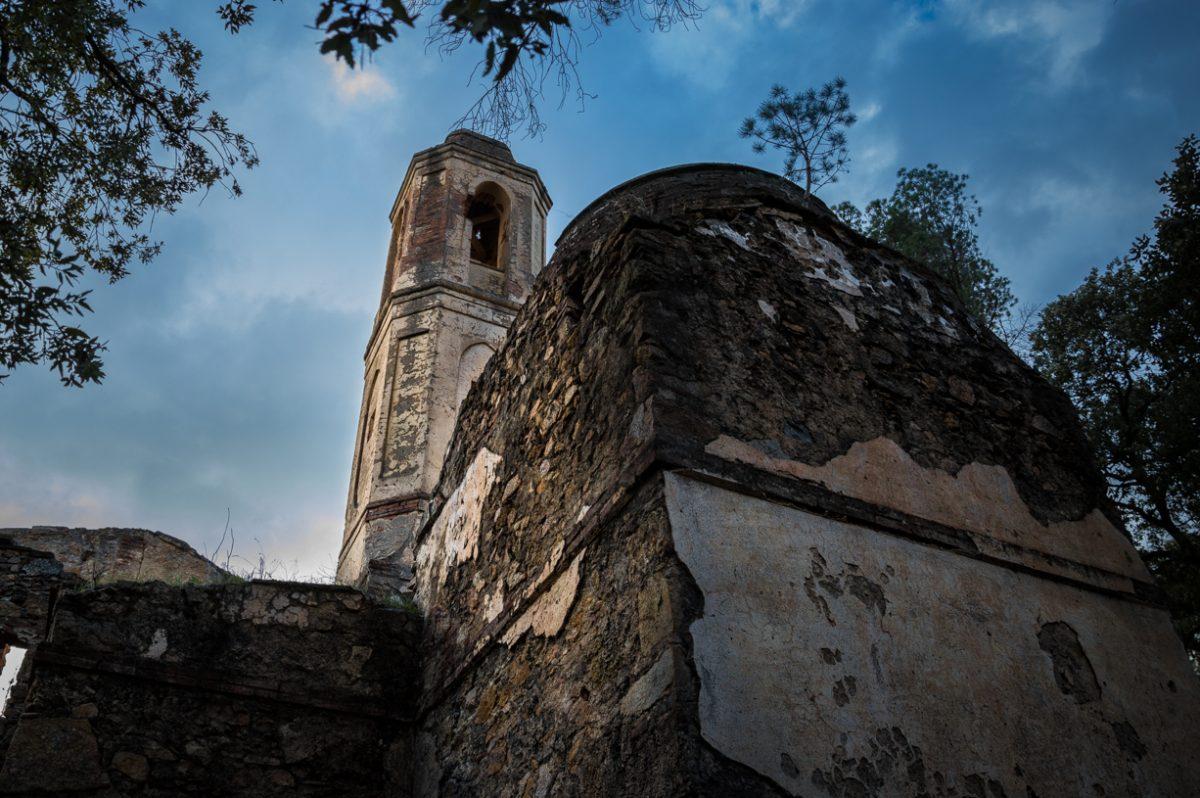 El Dolmen de la Pedra Gentil de Vallgorguina