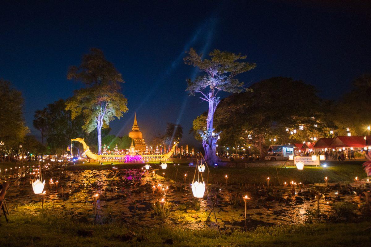Loi Katratong festival