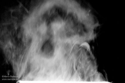 La Pareidolia quando si fuma