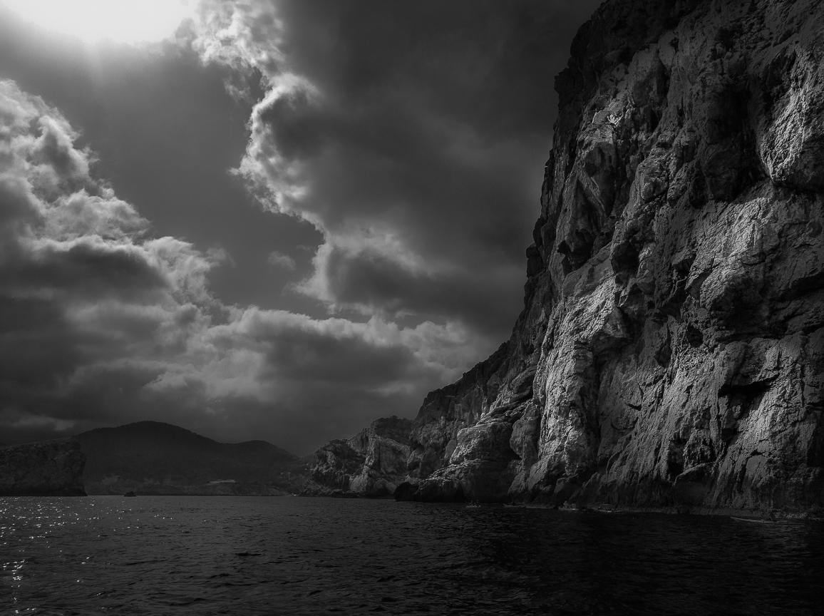Rocks of Ibiza